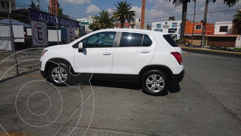 Chevrolet Trax LS usado (2015) color Blanco precio $179,000