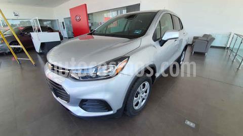 Chevrolet Trax LS usado (2018) color Plata precio $215,000
