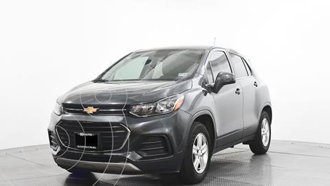 Chevrolet Trax LT Aut usado (2018) color Gris precio $277,500