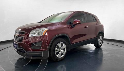 Chevrolet Trax LS usado (2015) color Rojo precio $194,999