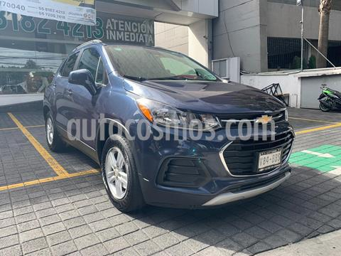 Chevrolet Trax LT Aut usado (2019) color Azul Oscuro precio $275,000