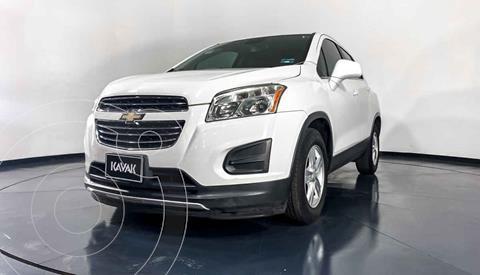 Chevrolet Trax LS usado (2015) color Blanco precio $212,999