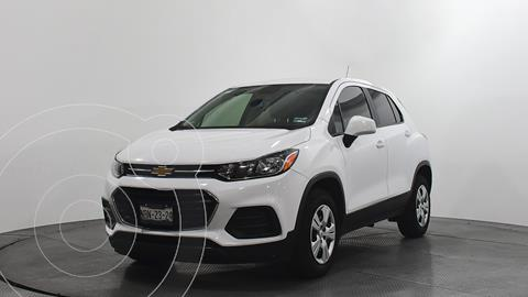 Chevrolet Trax LS usado (2017) color Blanco precio $248,000