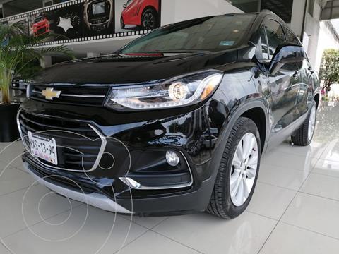 Chevrolet Trax Premier Aut usado (2020) color Negro precio $379,900