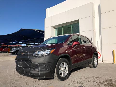 Chevrolet Trax LT Aut usado (2017) color Rojo Cobrizo precio $230,000