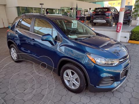 Chevrolet Trax LT Aut usado (2019) color Azul Marino precio $299,500