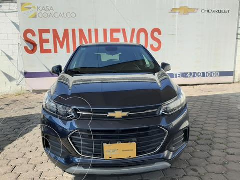 Chevrolet Trax LT Aut usado (2018) color Azul precio $258,000