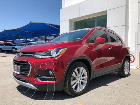 Chevrolet Trax Premier Aut usado (2020) color Rojo precio $330,000