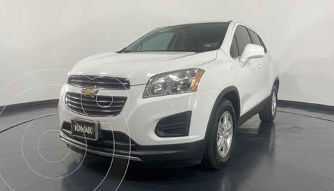 Chevrolet Trax LS usado (2015) color Blanco precio $209,999