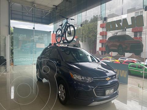 Chevrolet Trax LT Aut usado (2019) color Azul precio $306,000