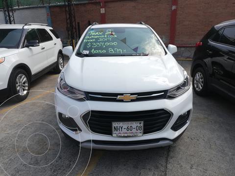 Chevrolet Trax Premier Aut usado (2019) color Blanco Galaxia precio $334,000