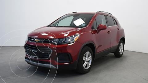 Chevrolet Trax LT Aut usado (2019) color Rojo precio $291,400