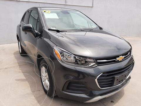 Chevrolet Trax LT Aut usado (2018) color Gris Oscuro precio $291,330