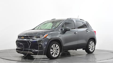 Chevrolet Trax Premier Aut usado (2019) color Gris precio $313,500