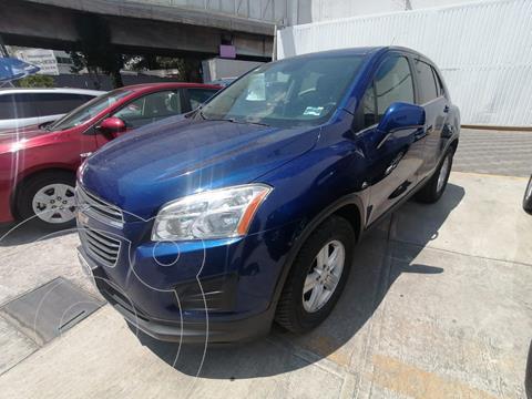 Chevrolet Trax LT Aut usado (2016) color Azul Oscuro precio $199,000