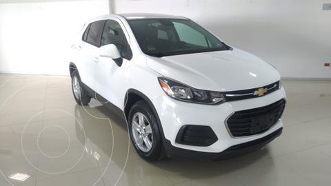Chevrolet Trax LS usado (2019) color Blanco precio $260,000