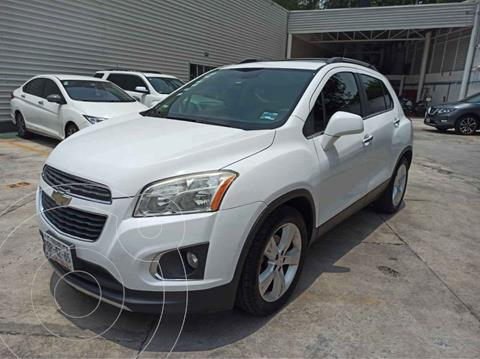 Chevrolet Trax LTZ usado (2014) color Blanco precio $219,000