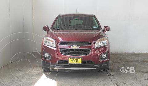 Chevrolet Trax LT Aut usado (2015) color Rojo precio $170,000