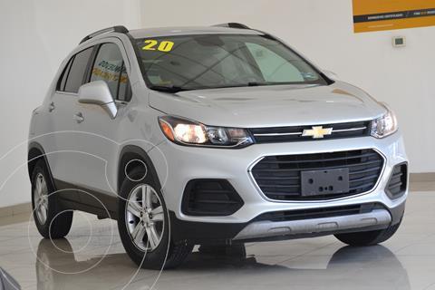 Chevrolet Trax LT Aut usado (2020) color Plata precio $340,000