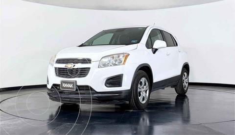 Chevrolet Trax LS usado (2015) color Blanco precio $189,999