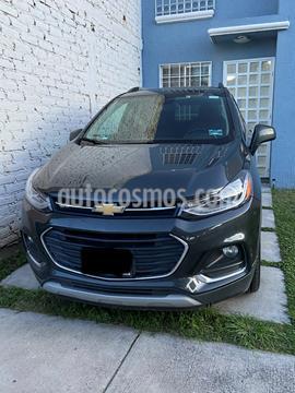 Chevrolet Trax Premier Aut usado (2018) color Gris precio $265,000