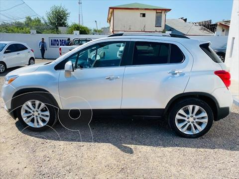Chevrolet Trax Premier Aut usado (2018) color Plata precio $285,000