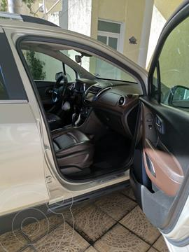 Chevrolet Trax LTZ usado (2015) color Champagne precio $215,000