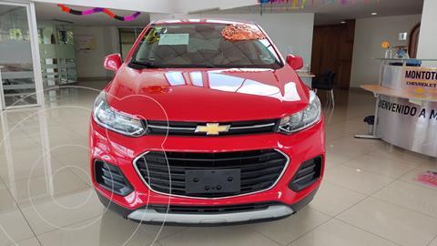 Chevrolet Trax LT Aut usado (2017) color Rojo precio $250,000