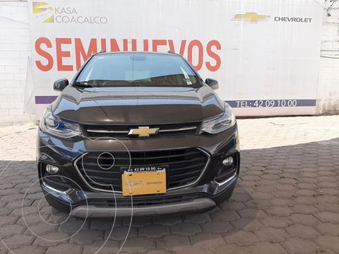 Chevrolet Trax LT Aut usado (2018) color Gris precio $315,000