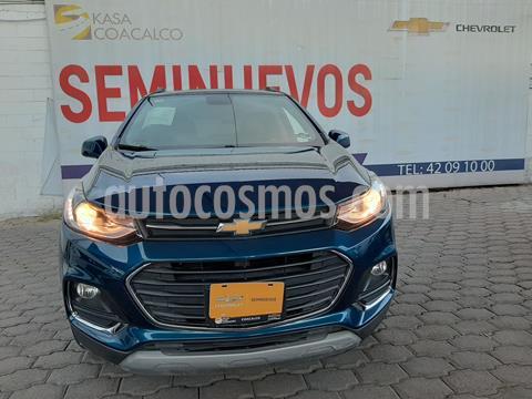 Chevrolet Trax Premier Aut usado (2019) color Azul precio $318,000