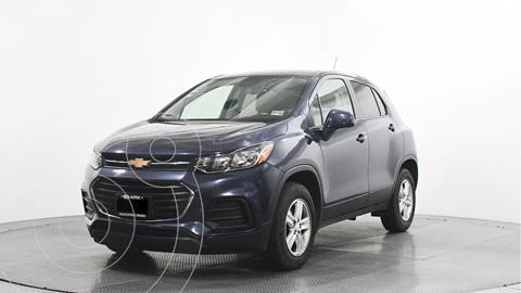 Chevrolet Trax LS usado (2019) color Azul precio $270,000