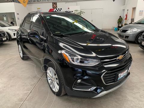 Chevrolet Trax Premier Aut usado (2017) color Negro Onix financiado en mensualidades(enganche $67,351 mensualidades desde $5,362)
