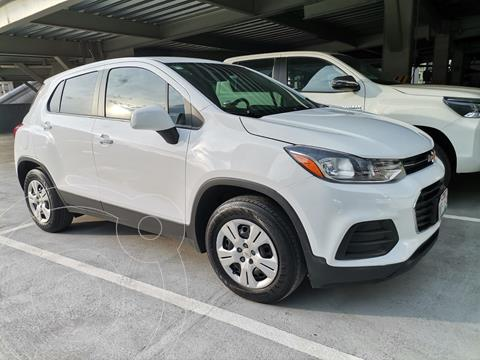 Chevrolet Trax LS usado (2017) color Blanco precio $210,000