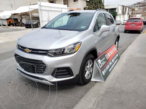Chevrolet Trax LT usado (2019) color Plata precio $278,000