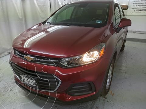 Chevrolet Trax LS usado (2019) color Rojo precio $260,000