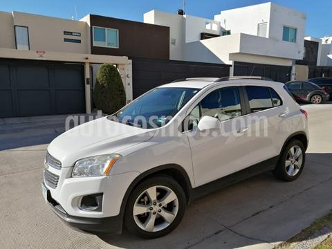 Chevrolet Trax LTZ usado (2014) color Blanco precio $165,000