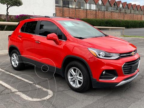 Chevrolet Trax Premier Aut usado (2018) color Rojo precio $285,000