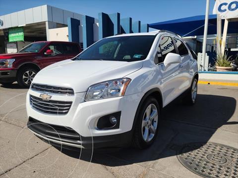 Chevrolet Trax LTZ usado (2016) color Blanco precio $220,000