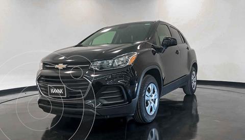 Chevrolet Trax LS usado (2018) color Blanco precio $244,999