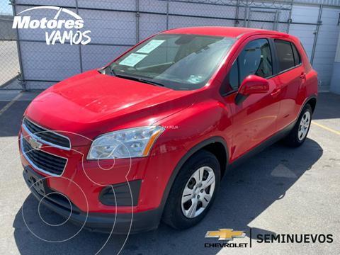 Chevrolet Trax LS usado (2016) color Rojo precio $209,900