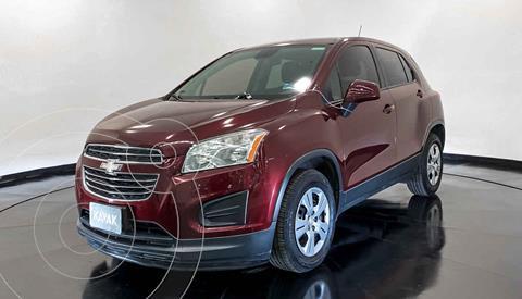 Chevrolet Trax LS usado (2015) color Rojo precio $192,999