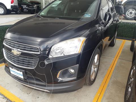 Chevrolet Trax LTZ usado (2013) color Negro precio $175,000