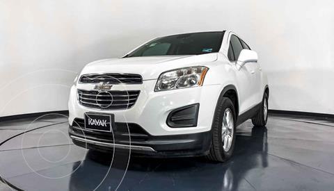 Chevrolet Trax LS usado (2015) color Blanco precio $207,999