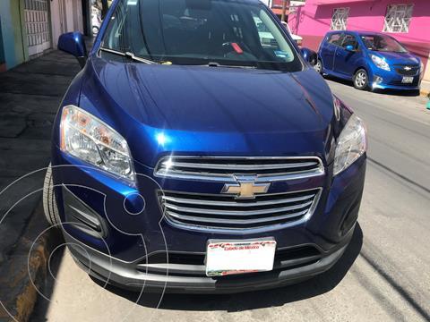 Chevrolet Trax LT usado (2016) color Azul precio $170,000