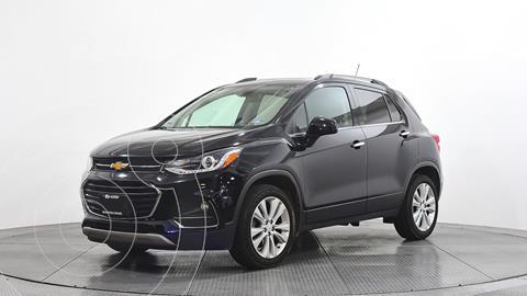 Chevrolet Trax Premier Aut usado (2018) color Negro precio $312,000