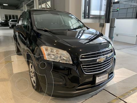 Chevrolet Trax LS usado (2016) color Negro precio $217,000
