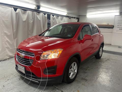 Chevrolet Trax LT Aut usado (2016) color Rojo precio $230,000