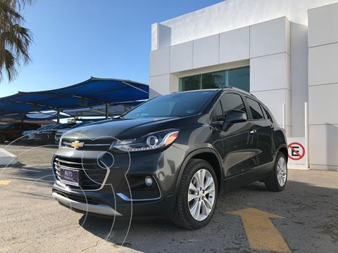 Chevrolet Trax Premier Aut usado (2019) color Gris precio $320,000