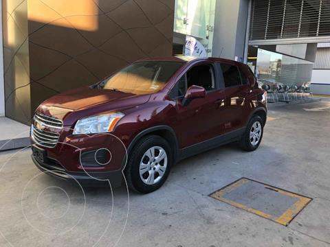 Chevrolet Trax LS usado (2016) color Rojo precio $189,900