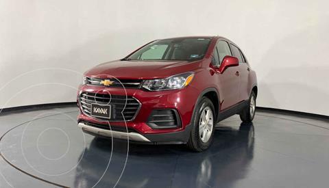 Chevrolet Trax LT usado (2018) color Rojo precio $262,999